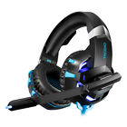 Universal Gaming Headset Wired Stereo Game Headphones With Crystal Clear Sound