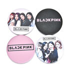 KPOP BLACKPINK Round Brooch Pin Badge Button For Boys Girls Clothes Hat