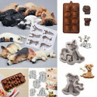 Внешний вид - 3D Animal Models Silicone Fondant Chocolate Cake Mold Baking Sugarcraft Mould