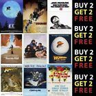 Classic Movie Film Posters Poster Prints A4 - A3 Prints 300gsm Paper/Card £2.99 GBP on eBay