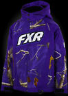 FXR Youth & Child Realtree™ AP Purple Snowmobile Youth & Child Helix Jacket
