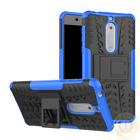 For Nokia 4.2 / 3.2 /2.1/ 6.1 /7.1 /8.1 Case Shockproof Hybrid Armor Stand Cover