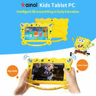 7  Kid Tablet PC Android 7.1 Quad Core 8GB WiFi Dual Camera for Kids Education