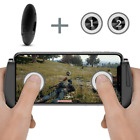 Handle Holder Controller Game Grip Mobile Gaming W/ Joystick for Motorola Phone