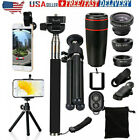All in 1 Accessories Phone Camera Lens Top Travel Kit For Mobile Smart CellPhone