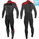 O'Neill 5/4mm Mens Epic Full Winter Wetsuit Blindstitch Steamer Surf