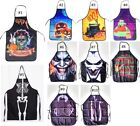 HALLOWEEN FUNNY SEXY APRON NOVELTY CHEF COOKING BBQ COSTUME PARTY GAG GIFT