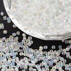 50g (3300 beads) Glass Seed Beads 11/0 2mm