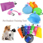 New Pet Dog Walking Food Treat Snacks Water Bag Training Storage Pockets Pouch