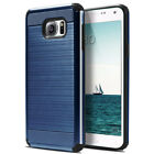 For Samsung Galaxy Note 5 Hybrid Shockproof Case Cover + Glass Screen Protector