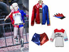Kids Girls DC Comics Suicide Squad Harley Quinn Costume Outf