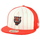 "New Era 5950 Detroit Tigers ""Vintage Stripe"" Fitted Hat (Orange) Men's MLB Cap on Ebay"