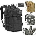 40L Military Pack Backpack Army Molle Waterproof Bug Bag Outdoor Hiking Camping