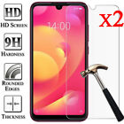 2X Tempered Glass Screen Protector For XiaoMi Mi Pocophone F1 9T Pro 8 9 Lite SE