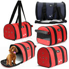 Pet Carrier Portable Folding Travel Dog Cat Puppy Crate Cage Foldable Bag New