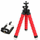 Universal Mini Octopus Tripod Stand Grip Holder Mount For Mobile Phone Camera