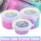 Lake Mixed Color Clear Crystal Slime Stress Relief Kids DIY Toy Gift 60/100/150m