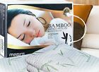 Bamboo Waterproof Mattress Protector Soft Hypoallergenic Pad Bed Topper Cover CV image