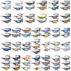 Eyelevel Mens UV400 Sunglasses - UVA UVB Lenses Sports Golf Designer Fishing