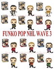 Funko Pop NHL Hockey Wave 3 Vinyl Figure - Fleury, Rinne, Hall, Oshie, Eichel .. $14.95 USD on eBay