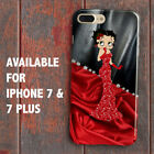 BETTY BOOP Glamour IPHONE 5/5S/5C 6/6+/6S/6S+ 7/7+/7SE 8/8+/X S7/S7EDGE S8/S8+ £12.55 GBP on eBay