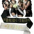 Внешний вид - Bride Tribe Sash Wedding Party Decoration Bridesmaid Sash Bachelorette Supplies