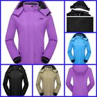 Ski Jacket Women Clothing Winter Fleece Warm Fabric Snowboard Coat Polyester