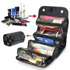 Внешний вид - Roll Up Storage Bag Cosmetic Makeup Case Organizer Hanging Toiletry Travel Pouch