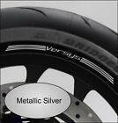 8 x Kawasaki VERSYS Wheel Rim Decals Stickers - 20 colors available - 650 1000