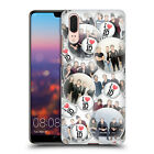 OFFICIAL ONE DIRECTION BUTTON PINS HARD BACK CASE FOR HUAWEI PHONES 1