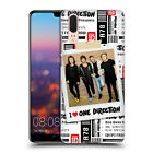 OFFICIAL ONE DIRECTION TICKET LOVE HARD BACK CASE FOR HUAWEI PHONES 1