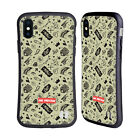 OFFICIAL ONE DIRECTION ICON PATTERNS HYBRID CASE FOR APPLE iPHONES PHONES