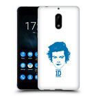 OFFICIAL ONE DIRECTION GRAPHIC FACES SOFT GEL CASE FOR NOKIA PHONES 1
