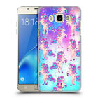 HEAD CASE DESIGNS UNICORNS AND GALAXY HARD BACK CASE FOR SAMSUNG PHONES 3