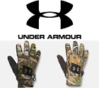 Under Armour Men's Early Fleece Camo Hunting Gloves  - FREE SHIPPING - 1318574