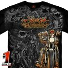 2019 Sturgis Shirt Black Hills Rally Motorcycle South Dakota Black T #1766 image