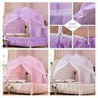 Bed Canopy Mosquito Netting Tent Home Outdoor for Twin Queen Small King w/ Frame image