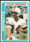 1978 Topps Football - Pick A Player - Cards 401-528