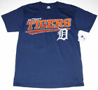 Detroit Tigers T-Shirt Adult size Medium or Large Navy New w/Tag on Ebay