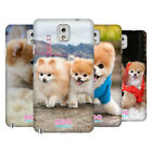 OFFICIAL BOO-THE WORLD'S CUTEST DOG PLAYFUL HARD BACK CASE FOR SAMSUNG PHONES 2