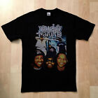 Naughty By Nature 1995 T-Shirt Vtg Rap Hip Hop Fugees Sade Selena TLC REPRINT image
