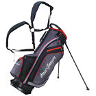 "⛳ 2019 MacGregor Mens MT Golf 9"" Stand Bag - Lightweight 6-Way Divider Top Carry"