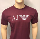 Armani Jeans AJ Logo Short sleeve T-Shirt *** Various Colour Available  <br/> Sale Up To 75% ** 30 days Return Policy