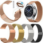 Magnetic Milanese Stainless Wrist Band Wristband Strap For Garmin Vivomove HR image