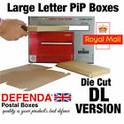 DL Size Royal Mail Large Letter PIP Cardboard POSTAL Mailing Posting BOXES