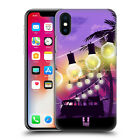 HEAD CASE DESIGNS SUNSET COLLECTION HARD BACK CASE FOR APPLE iPHONE PHONES