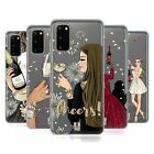 HEAD CASE DESIGNS WINE CELEBRATION SOFT GEL CASE FOR SAMSUNG PHONES 1
