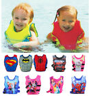 Kids Life Jacket Sports Swimming Children Floating Swim Aid Vest Buoyancy Safety