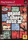 PlayStation 2 : Grand Theft Auto III (PS2) VIDEOGAMES