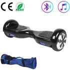 Hoverboard 6,5 Zoll Selbst Balance Board Elektro Scooter LED+Bluetooth+Tasche DE